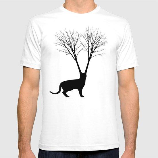 Cat Tree T-shirt