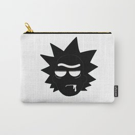 Rick Morty Black Carry-All Pouch