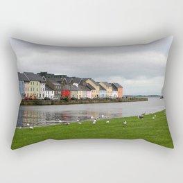 Colors Of Galway Rectangular Pillow