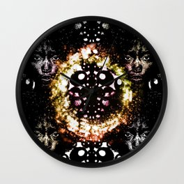 La Negra Wall Clock