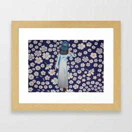 Nimble Thimble  Framed Art Print