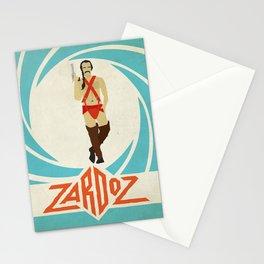 Agent Zardoz Stationery Cards