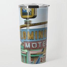 Route 66 - Palomino Motel Travel Mug