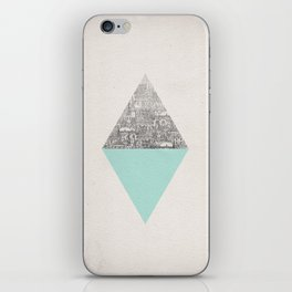 Diamond iPhone Skin