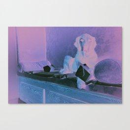 Moochi Canvas Print