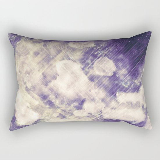 Abstract 45 Rectangular Pillow