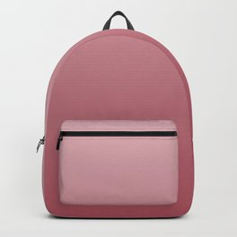 Drunk cherry. Ombre. Backpack