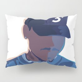 Coloring Book - Chance the Rapper Pillow Sham