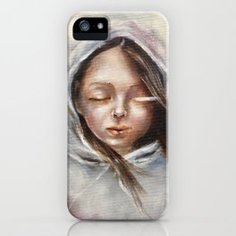 You were home iPhone Case