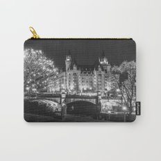 Sparkling Ottawa Carry-All Pouch