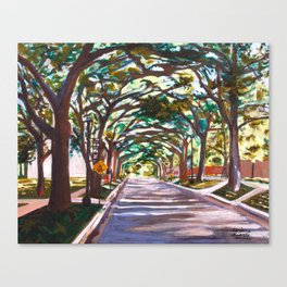 South Campus Canvas Print