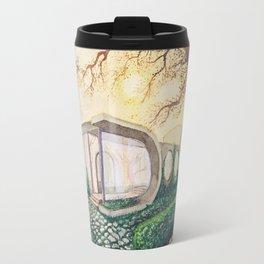 Sci Fi utopia Travel Mug