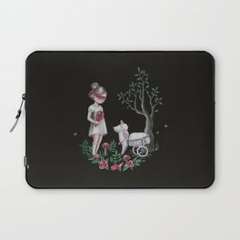 The Easter Lamb Laptop Sleeve