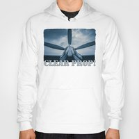 clear Hoodies featuring Clear Prop! by digital2real