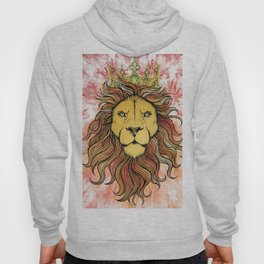 King The Lion Hoody