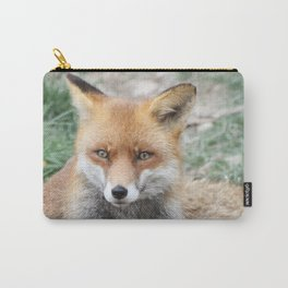Fox_20141201_by_JAMFoto Carry-All Pouch
