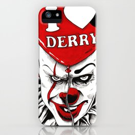 Hiya Georgie! iPhone Case