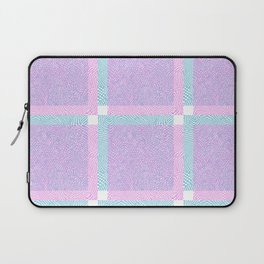 Squares by Andrew J. Wright Laptop Sleeve