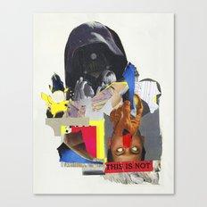 CRUTSH Canvas Print