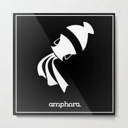 Aquarius ~ Amphora ~ Zodiac series Metal Print