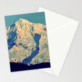 MT. HOOD - AT TWILIGHT Stationery Cards