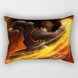 Roy Mustang Rectangular Pillow