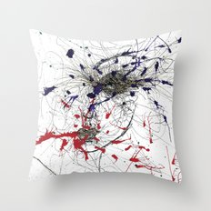 Hella Positive For Real/Trying To Get A Hold On This Throw Pillow