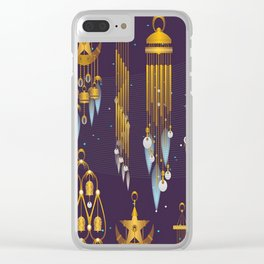 Treasures of India Clear iPhone Case