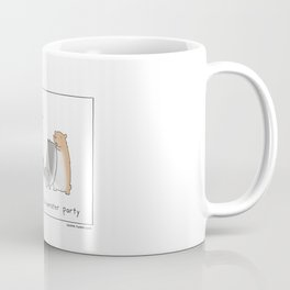 Ain't Nothin But A Hamster Party  Coffee Mug