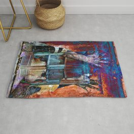 BREAKING WALLS Rug