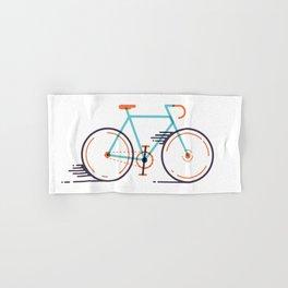 speed bike Hand & Bath Towel