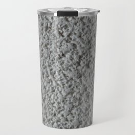 Texture #15 Popcorn ceiling. Travel Mug