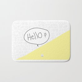 Hello :p Bath Mat