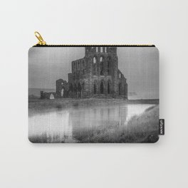 Gothic in Grey Carry-All Pouch