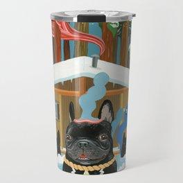 """""""French Onsen"""" Travel Mug"""