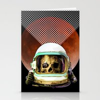 dead space Stationery Cards featuring Dead Space by Ryan Huddle House of H