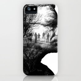 Bono Poster iPhone Case