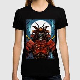 Skull Samurai T-shirt