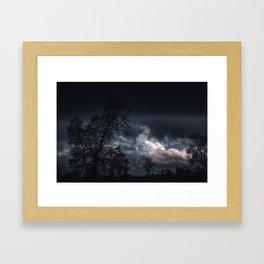 Invierno // CL Framed Art Print