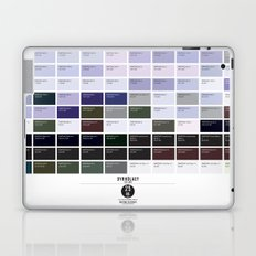 PANTONE glossary - Iceland - Dyrhólaey Laptop & iPad Skin