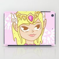 legend of zelda iPad Cases featuring  Zelda  by HypersVE
