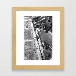 Paris 01 Framed Art Print