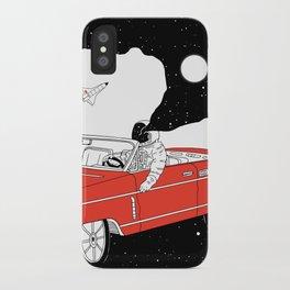 Passing Dream iPhone Case