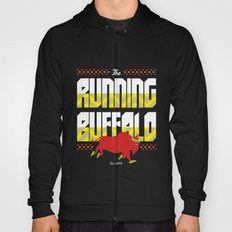 The Running Buffalo Hoody