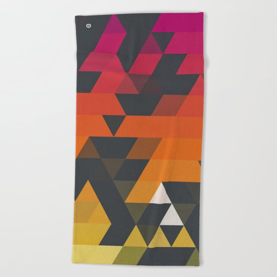 myss symmyr Beach Towel