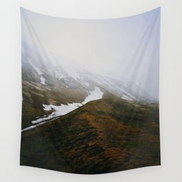 Precarious Pathway Wall Tapestry