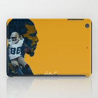 nfl iPad Cases featuring Dez Bryant by bonggg