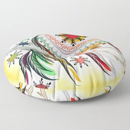 Bohemian Floor Pillow