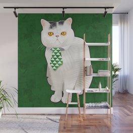 Dagoo (Green) Wall Mural