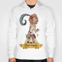 spice Hoodies featuring Spice by Lanrin Heart